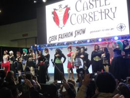 Comikaze Expo 2014: Geek Fashion Show 58 by iancinerate
