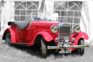 Grandpappy's automobile... by SWAT-Strachan