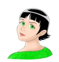 Realistic Adult Buttercup by HMontes