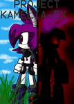 Kamelia-Ex :COVER: by Frosted-Aqua
