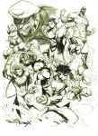 street fighters by nefar007