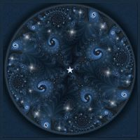 Starry Starry Night by FractalEyes