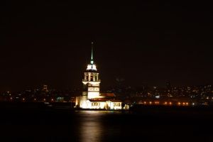 Maiden's Tower by maharshi