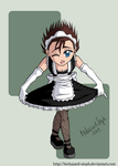 The way of the maid by Biohazard-Steph