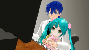 PC Gaming (Happy Father's Day!) by kokorohane