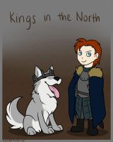 Kings in the North by ToranekoStudios