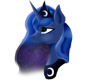 Princess Luna by madeline13trent