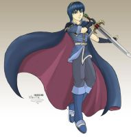 MARTH by DarkZero0017