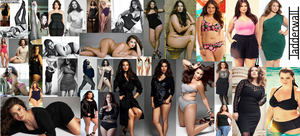 A Whole Lot of Beautiful Plus Size by ladderwall