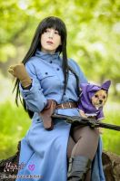 Mai - Dragon Ball by Neferet-Cosplay