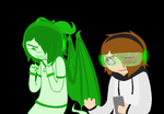 YTS Panels Edits- Ty--- Talk with EnderloxSprite by Psycho-CandyAddicted