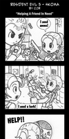 Resident Evil 5 - 4 Koma by X-Cross