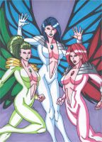 Trinity Angels by RobertMacQuarrie1