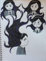 Split Personalities by Thea-The-McFlyer