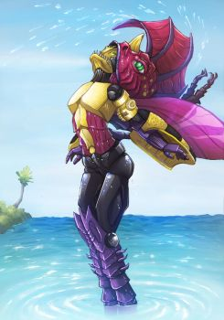Beast Wars Injector by RID-NightViper