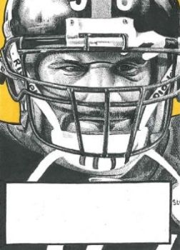Jerome Bettis by JRosales1