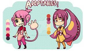 ADOPT [shiny pokemon gijinka] [OPEN 1 LEFT] by ShounenRaccoon