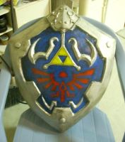 Hylian Shield by EndoChan