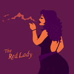 The Red Lady by TheFlamingZebra