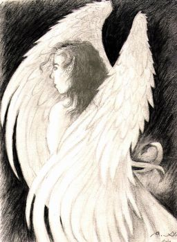 Angel something-or-other by immortality-embodied