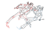 WIP - Snipers Battle by chainedsinner