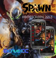 Spawn Homescreen 2013 by jeromegamit