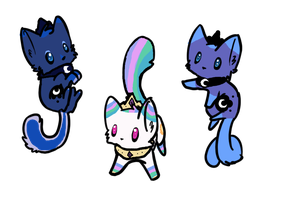 Kittens is Magic #10 by Honey-PawStep