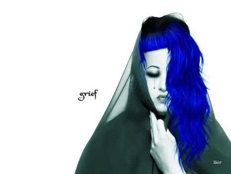 Grief by oibyrd