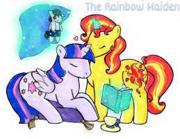 G1 Sunlight by TheRainbowMaiden