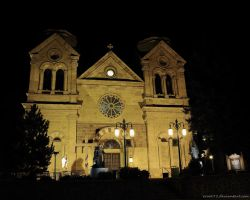 THE CATHEDRAL BASILICA OF ST. FRANCIS OF ASSISI by Erael71