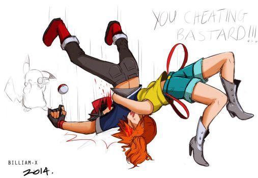 WHO THE HELL IS SERENA?!!! by Billiam-X