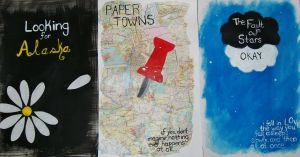 The Fault in Looking for Our Paper Towns. by spr1t3-0n-f1r3