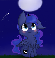 Bathed in Moonlight by springveil
