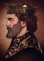 16 King Richard by harbek
