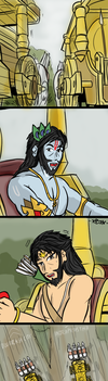 Mahabharata 4 Chan - See you again by VachalenXEON
