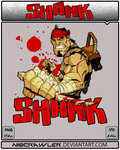 SHANK ICON by Ni8crawler