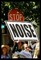 STOP Noise by TeaPhotography