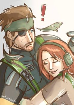 MGS:PO: It's Good to See You Again by WithSkechers