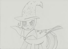 Trixie Drawed by wingo265