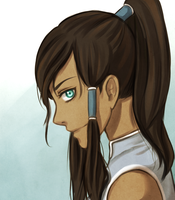 Korra by PencilPaperPassion