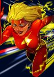 Fastest Woman Alive by SupTomat