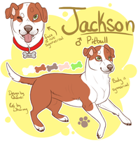 Commission: Jackson by Whurmy