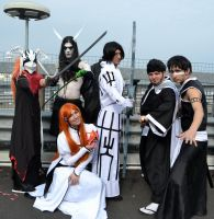 Bleach group by IllyDragonfly