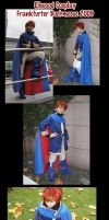 Eliwood Cosplay 4 by InnocentiaSanguinis