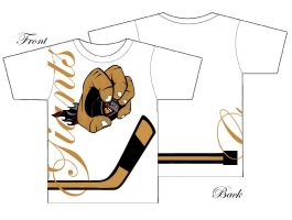 Giants T-Shirt Design by rodmen
