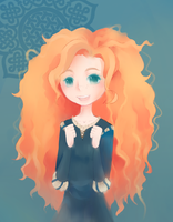 24 - Merida by Kadane
