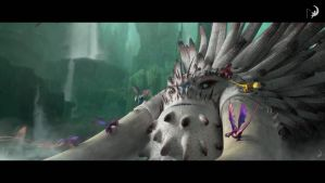 Httyd2- the king of all dragons ( bewilderbeast) by lucasmanlucas