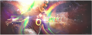 Thierry Henry - Arsenal Star by PochoGFX
