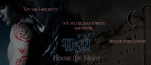 House of Night Banner -Rephaim by Pure-Potential