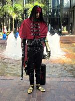 Vincent Valentine Shadocon 2012 2 by Metallica005